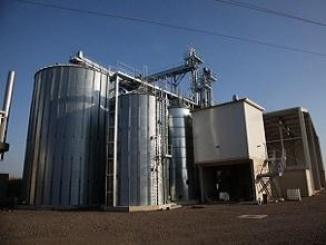 Biomass drying corn silos 293x220