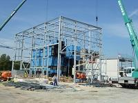 Biomass reference Wiesmoor power plant steel construction 200x150